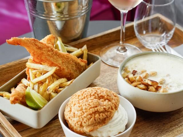 Côté Zinc FORMULE PLATEAU Déjeuner à 18€